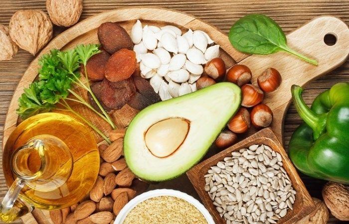Thực phẩm giàu Canxi tốt cho răng nướu và lợi (ảnh minh họa)